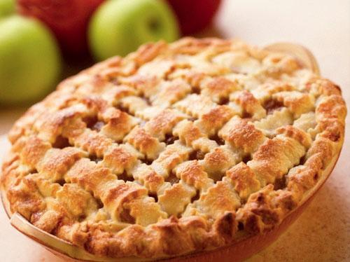 صورة طريقة عمل فطيرة التفاح بالقرفة منال العالم