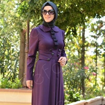 صورة موديلات حجابات تركية 2017