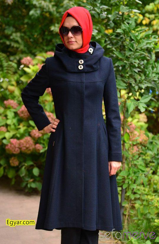 صورة ملابس تركية للمحجبات 2017