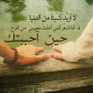 صورة اجمل كلام في الحب والعشق والغزل