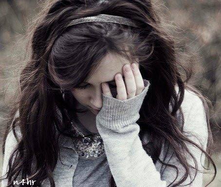 صورة صور بنات كيوت حزينه