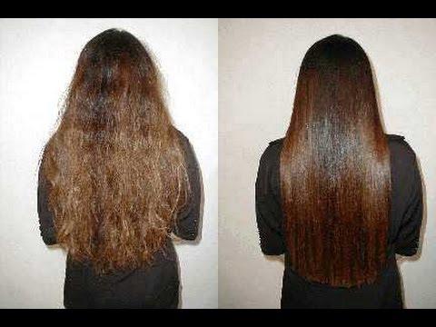 صورة اسماء كريمات لتنعيم الشعر