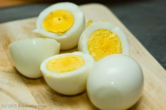 صورة اضرار البيض المسلوق