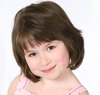 صورة قصات شعر قصير للاطفال