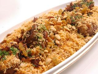 صورة اكلة سعودية مشهورة من 6 حروف