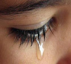 صورة ما تفسير البكاء في الحلم