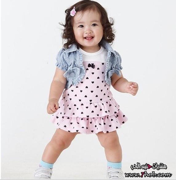 صور ملابس اطفال بنات 2019