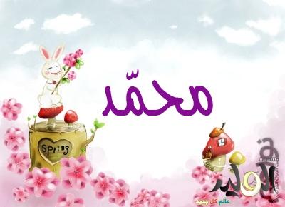 صورة تفسير اسم محمد في المنام