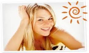 صورة ماسك لتبييض الوجه من اثار الشمس في يوم