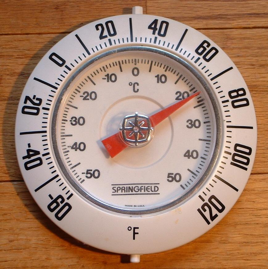 صورة كيفية تحويل درجة الحرارة الى فهرنهايت وبالعكس