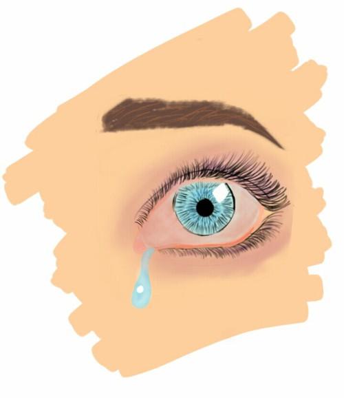 صورة رؤية البكاء في المنام للحامل