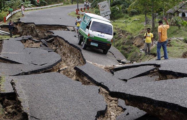 صورة تفسير الزلزال فى المنام