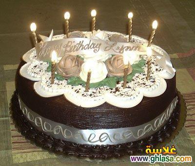 صورة تورتة عيد ميلاد اسماء