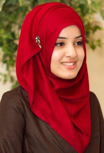 صورة صورة بنت محجبة جميلة للغاية