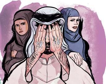 صورة تفسير حلم الزوجة تطلب الطلاق