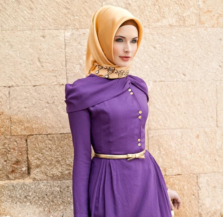 صورة اجدد حجاب تركي 2017