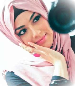 صورة صور سيلفي لبنات بالحجاب