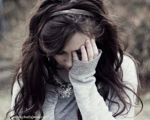 صورة صور بنات حزينات صورة فتيات حزينة للغاية