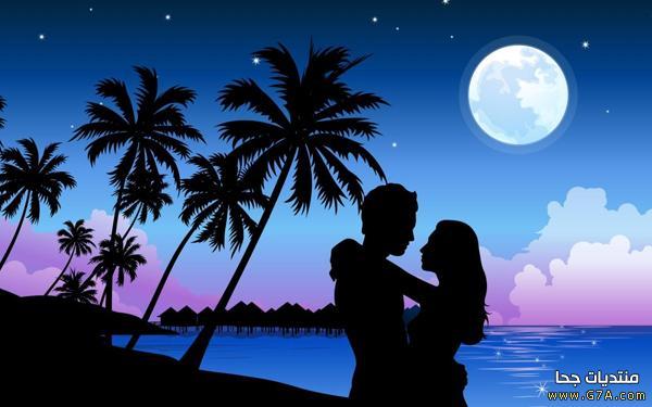 صورة صور رومانسية روعة , دلع في حنان في رقة