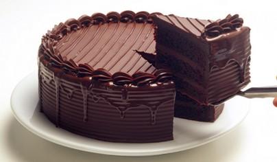 صورة طريقة عمل كيكة شوكولاته بالصور
