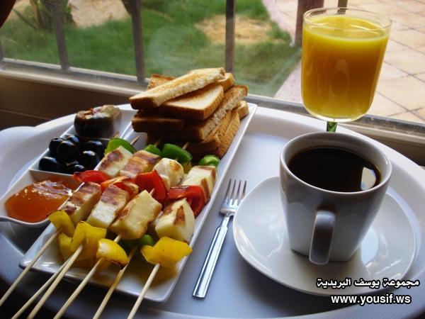 صورة وصفات للفطور الصباحي