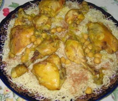صورة كيفية تحضير الرشتة والجزائريين