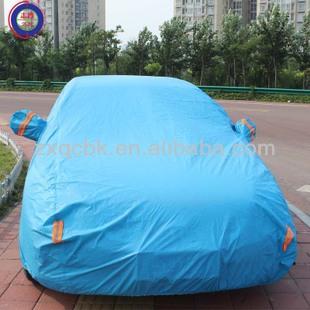 صورة كيفية خياطة غطاء داخل السيارة
