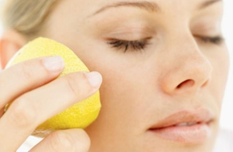 صورة فوائد الليمون للشعر
