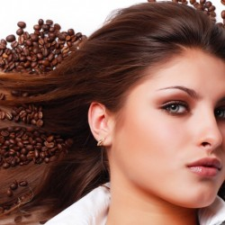 صورة فوائد القهوة للشعر