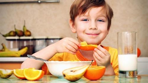 صورة اطعمة لتقوية مناعة الاطفال