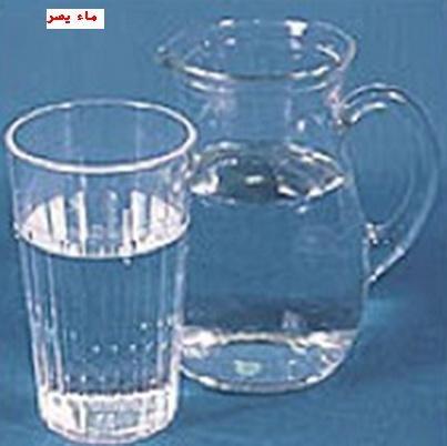 صورة فوائد الماء معدني الحاجب
