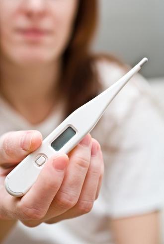 صورة اعراض الحمل الارق