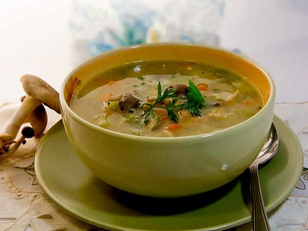 صورة حساء السمك بطريقة سهلة
