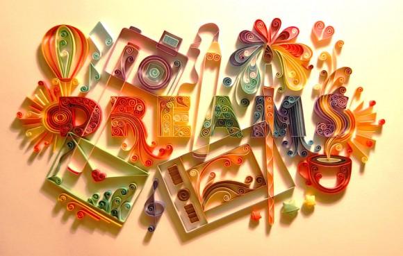 صورة اعمال فنية من الورق