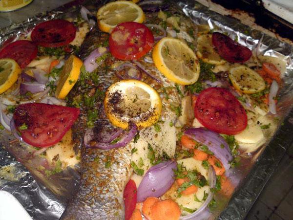 صورة صور اجمل اكلات السمك