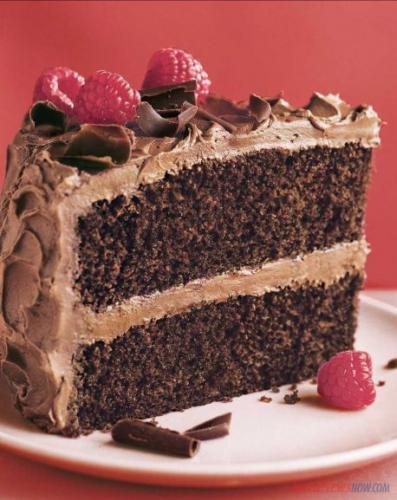 صورة طريقة صنع الكاتو بالشوكولا