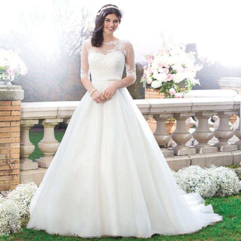 صورة ازياء فساتين عروس