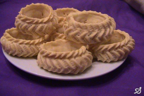صورة الحلويات المغربية بالصور و المقادير