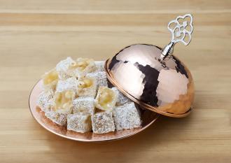 صورة حلويات جديدة لرشيدة امهاوش