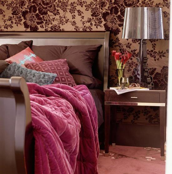 صورة غرف نوم خفيفة
