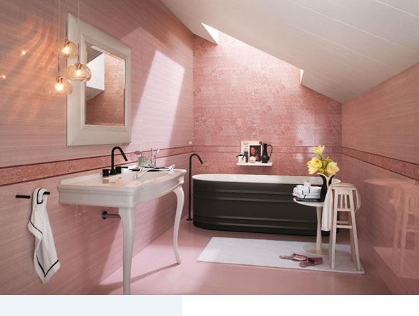 صورة ديكورات كاشي حمامات