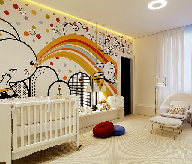 صورة صور لغرف الاطفال البسيطة