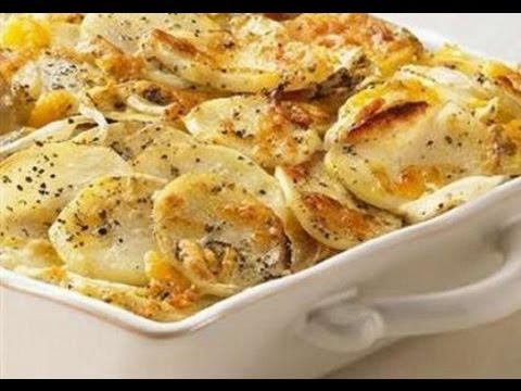 صورة جراتان البطاطس بالدجاج من حورية المطبخ