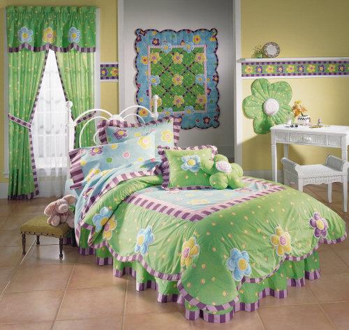 صورة احلى فرش سرير اطفال