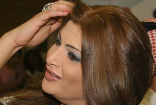 صورة صور الشعر بلون الشكولاتة بعد تلوين الشعر بلون اشقر