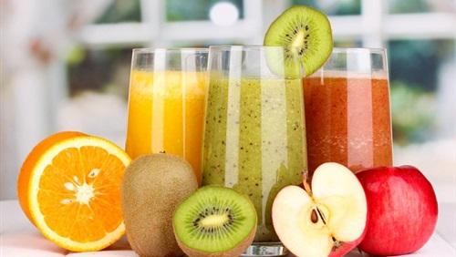 صورة طريقة عمل عصير الفواكه