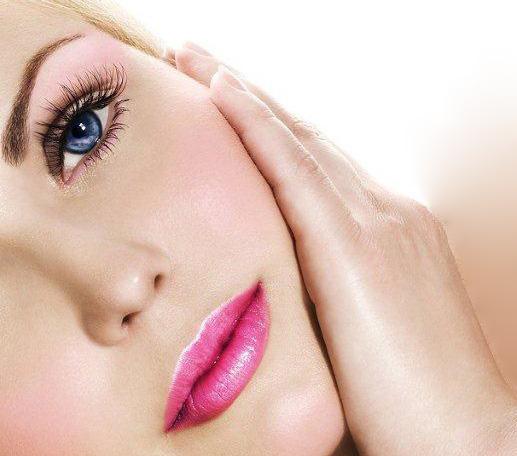 صورة وصفة فعالة لتبييض الوجه
