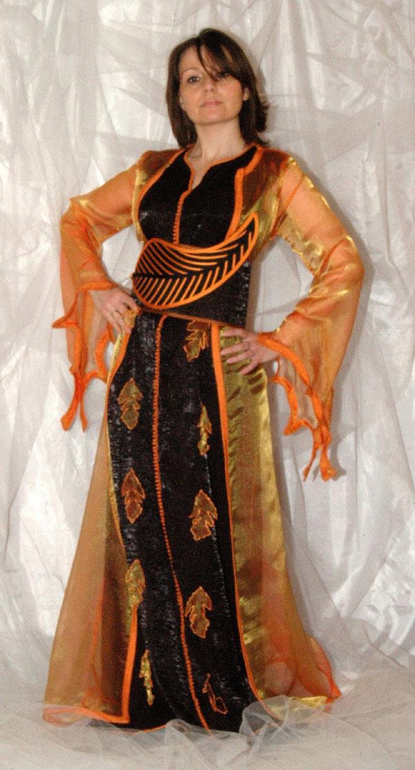 صورة اناقة ملابس جديدة مغربية