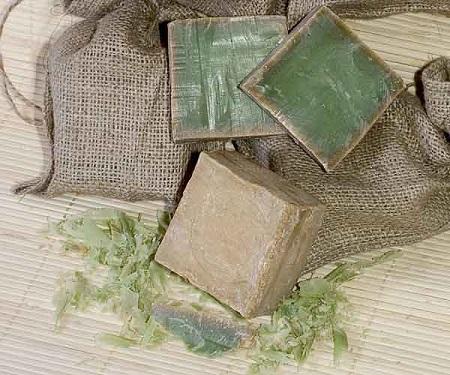 صورة طريقة صنع صابون الغار
