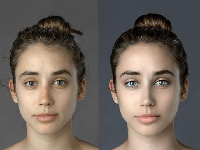 صورة مقياس جمال المراة